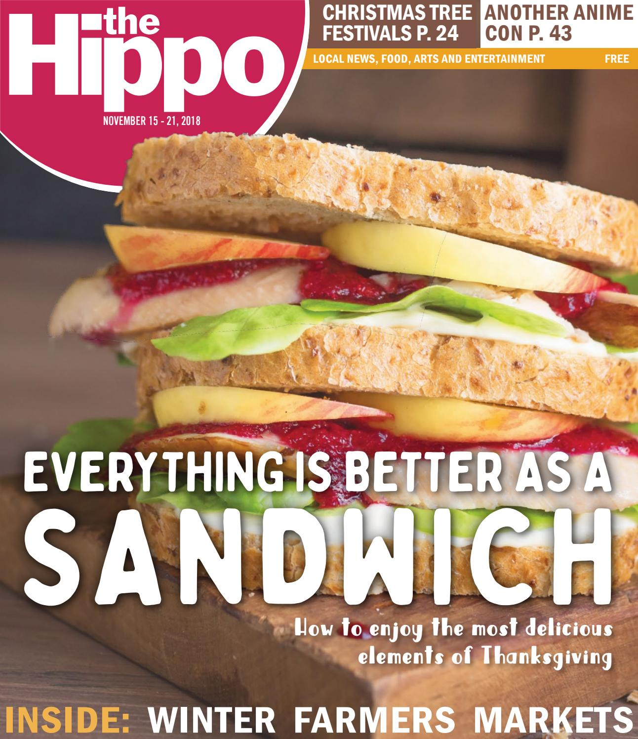 Hippo 8 8 8 by The Hippo   issuu