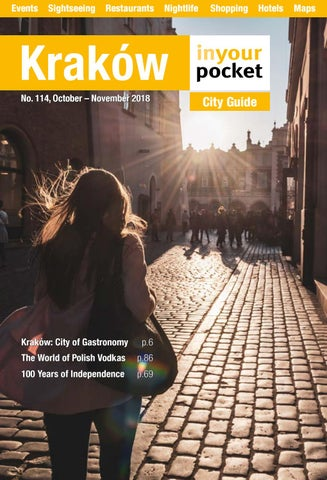 Krakow In Your Pocket October November 2018 By Poland In Your