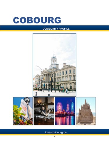 cobourgcommunityprofile2018 by eSolutionsGroup Ltd - issuu