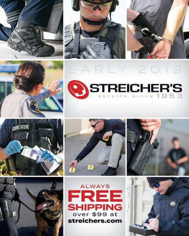 1cd8c25362 Streicher's Winter/Early 2019 Police Supply Catalog by Streicher's ...