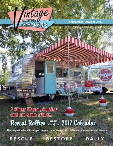 The Vintage Camper Trailers Magazine #27 by Vintage Camper Trailers