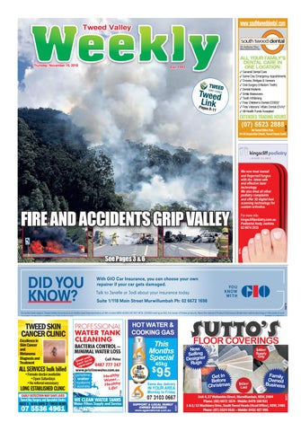 Tweed Valley Weekly November 15 2018 By Tweed Valley Weekly Issuu