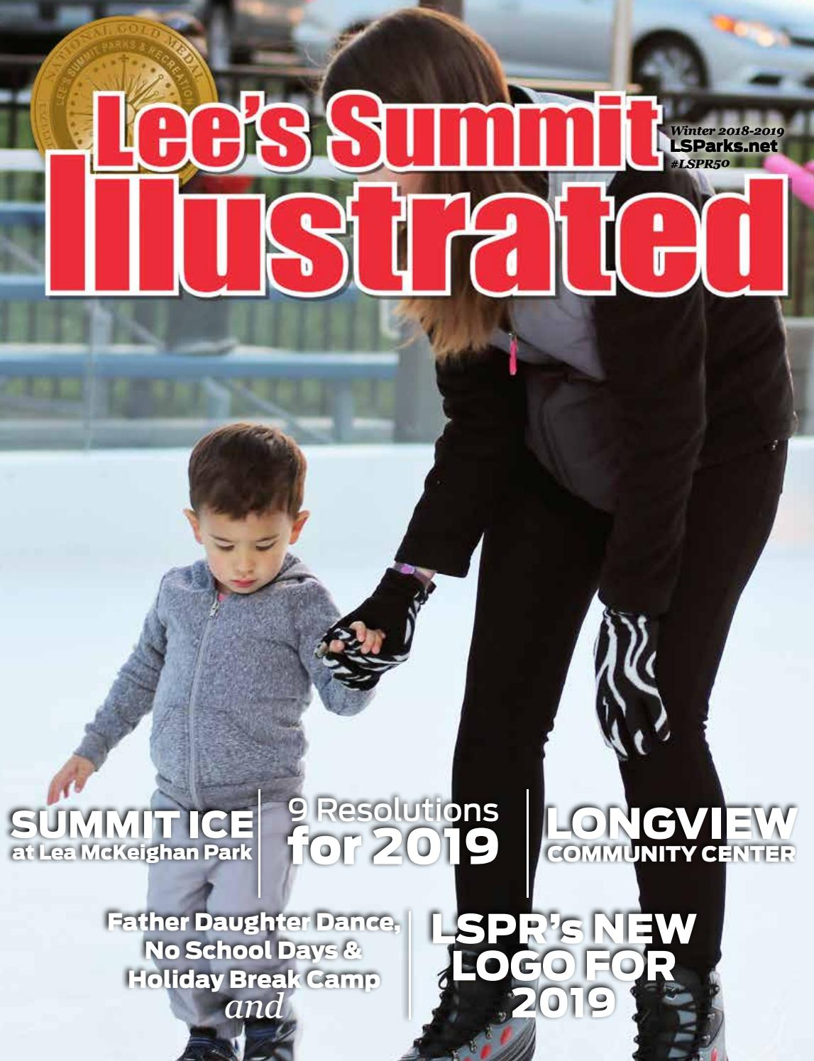 Lee's Summit Illustrated Winter 2018/2019 by City of Lees