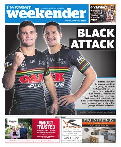 f6008890b Western Weekender November 16 by Western Sydney Publishing Group - issuu