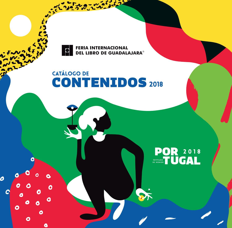 Catálogo De Contenidos 2018 By Feria Internacional Del Libro