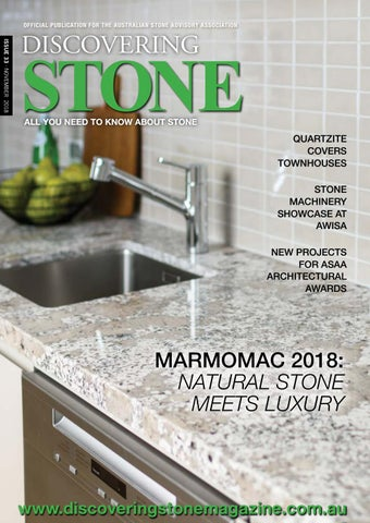 Discovering Stone Issue 33 November 2018 By Elite