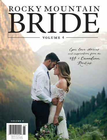 49298f1414a Rocky Mountain Bride Regional Volume 4 by Rocky Mountain Bride ...