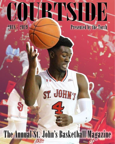 promo code 4070f 90bee Courtside Magazine 2018 by The Torch - issuu