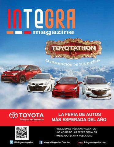 Integra Noviembre By Integra Magazine Issuu