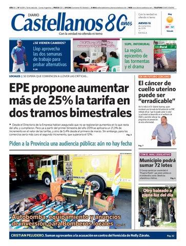 950422614 Diario Castellanos 15 11 18 by Diario Castellanos - issuu