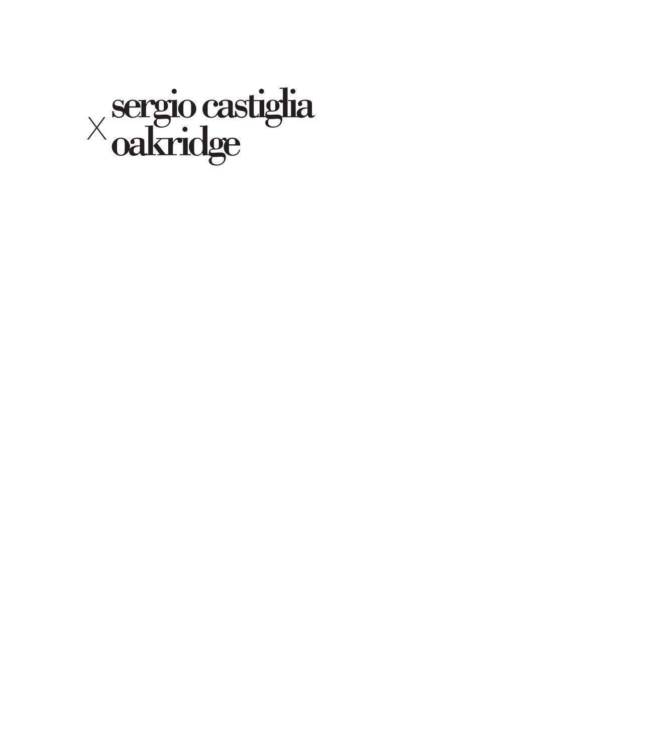 La Mia Città Ideale Test oakridge b3 - sergio castiglia by westbankcorp - issuu