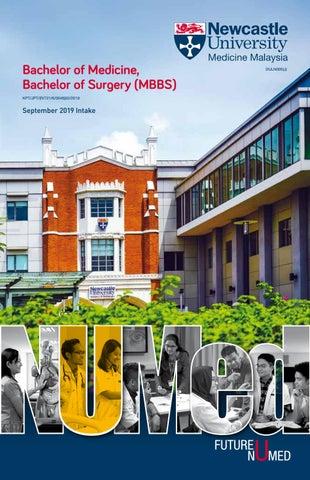 MBBS Brochure 2019 by NUMedMalaysia - issuu