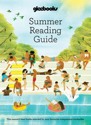 Gleebooks Summer Reading Guide 2018 by Gleebooks - issuu