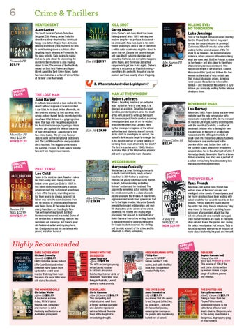 Page 6 of Crime and Thrillers