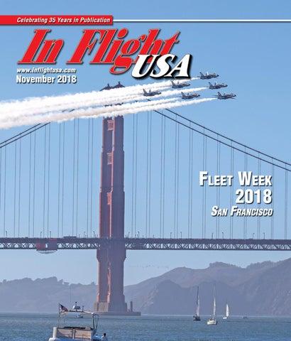 In Flight USA November 2018 by Anne Dobbins - issuu