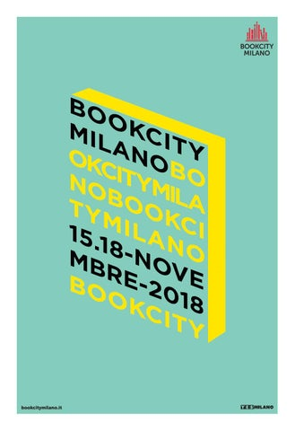 Milano BookCity 2018 by Monrif Net issuu