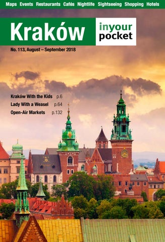 Krakow In Your Pocket August September 2018 By Poland In