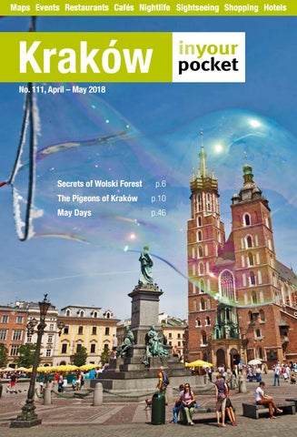 Krakow In Your Pocket April May 2018 By Poland In Your