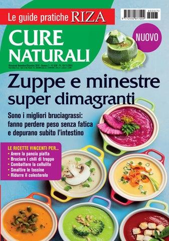 ricetta dimagrante zuppa verde