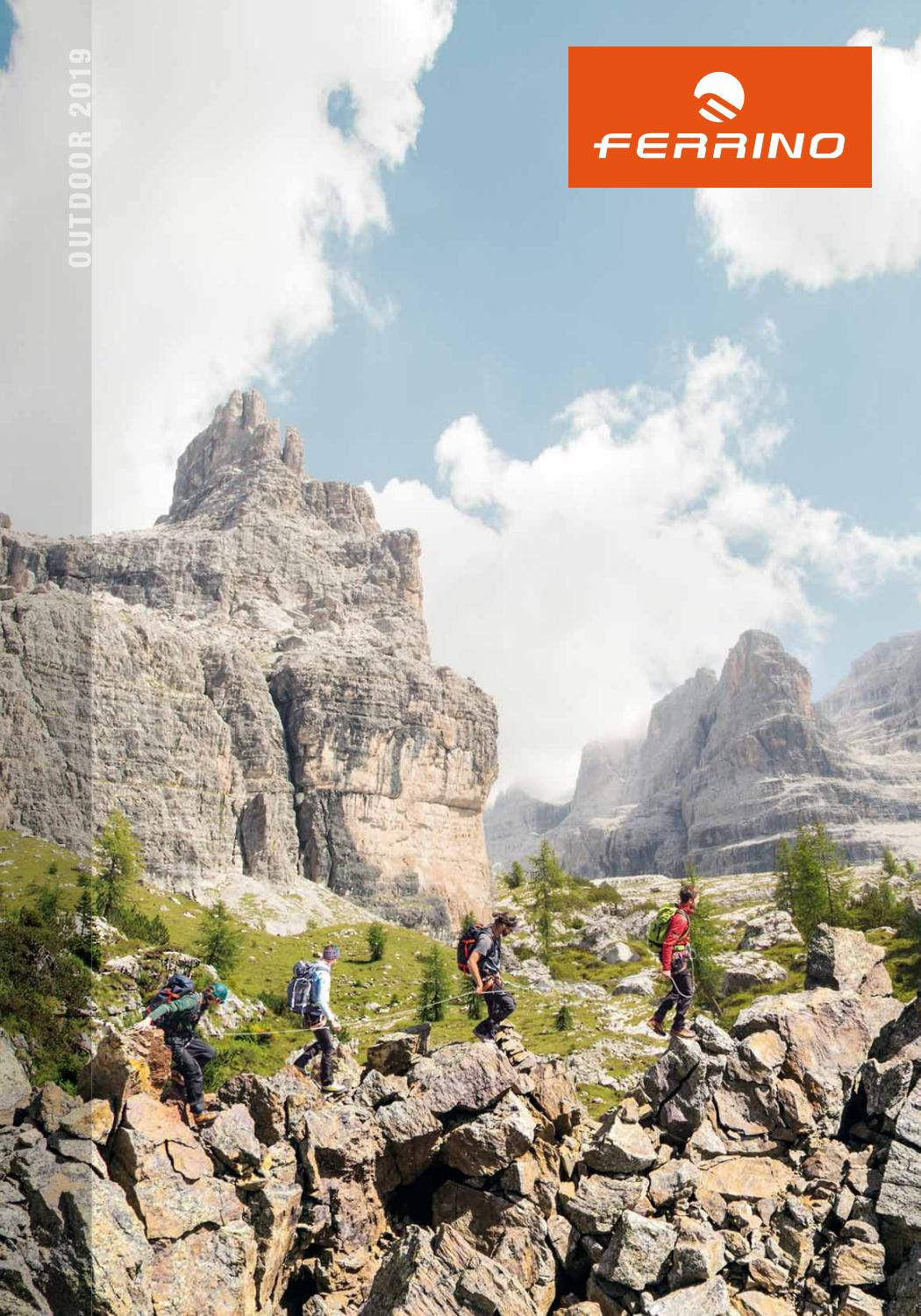 Ferrino Catalogue SS2019 by MountainBlogIT issuu