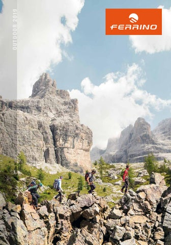 b2a09c02e6 Ferrino Catalogue SS2019 by MountainBlogIT - issuu
