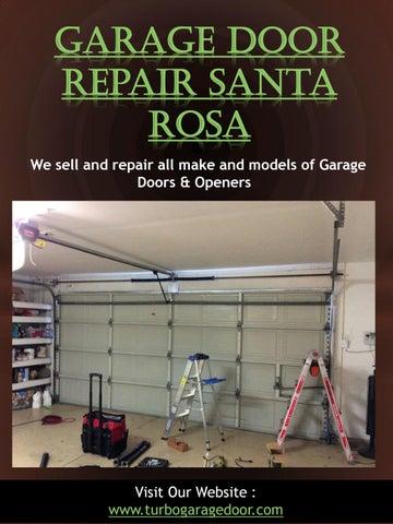 Garage Door Repair Santa Rosa By Turbo Issuu