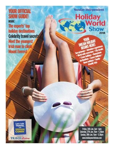 Holiday World Show Magazine 2018 by BeCreative - issuu
