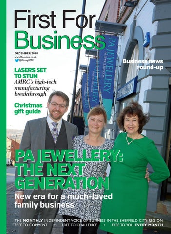 96aa27d86a First for Business December 2018 by RMC Media - issuu