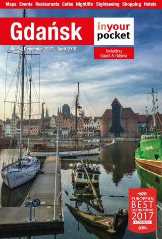 Gdansk In Your Pocket - December 2017 - April 2018