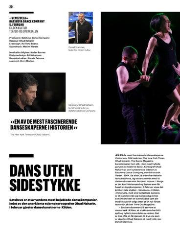Page 20 of Dans uten sidestykke