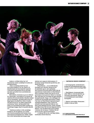 Page 21 of Dans uten sidestykke