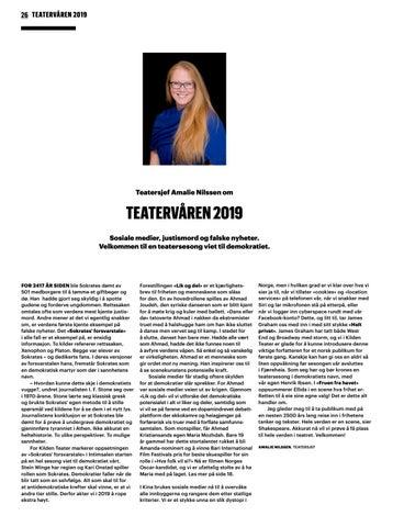 Page 26 of Teatervåren 2019
