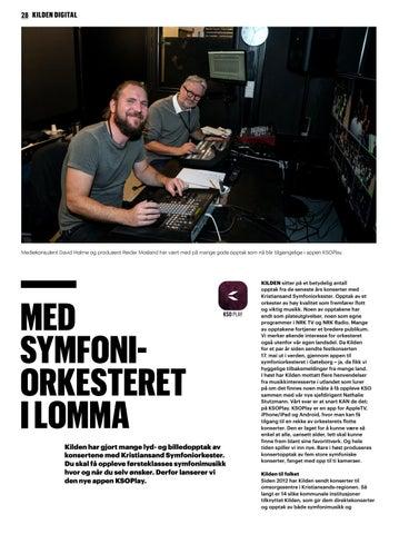Page 28 of Med symfoniorkesteret i lomma