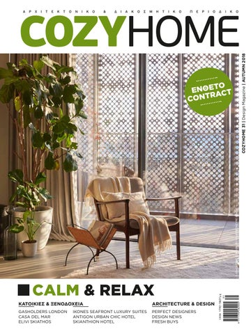 792abde94e77 COZYHOME Issue 31 - Fall 2018 by COZY PUBLICATIONS - issuu