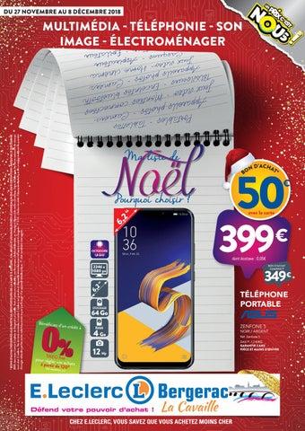 Eleclerc Bergerac Catalogue Technique By Origamiq Issuu