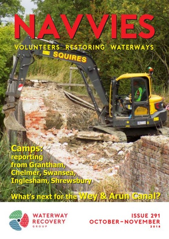 Wrg Navvies Magazine October November 2018 291 By The Inland