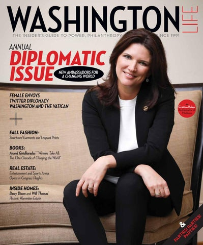 c8f81464534a09 Washington Life Magazine - October 2018 by Washington Life Magazine ...