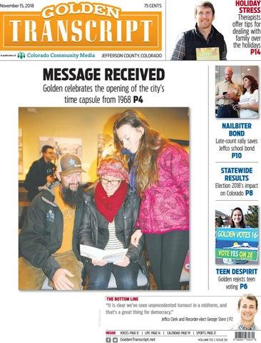 Golden Transcript 1115 By Colorado Community Media Issuu