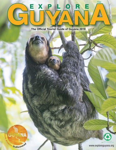 Explore Guyana 2019 Magazine by AMS St  Lucia - issuu