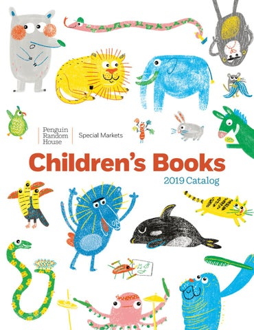 0657b9338e14 Penguin Random House Children s 2019 Catalog by Penguin Random House ...