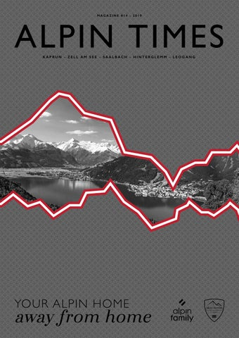 Alpin Times 2019 By Asega Media Communication