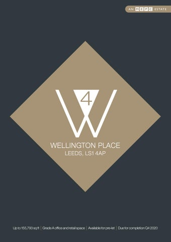 4 Wellington Place Leeds Main Brochure By Wellington Place