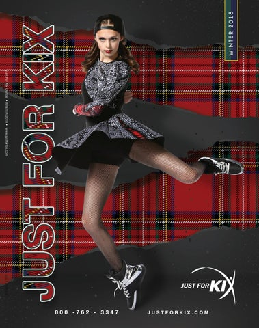 6b0553ec12cc 2018 Just For Kix Winter Catalog by Just For Kix - issuu