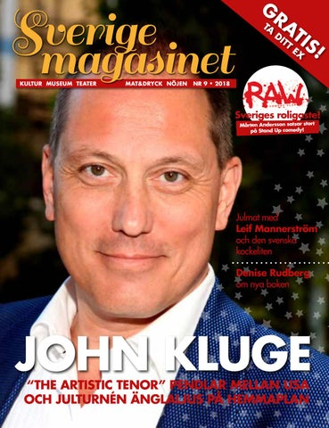 Sverigemagasinet nummer 9 2018 by Sverigemagasinet - issuu 37682d16e5751