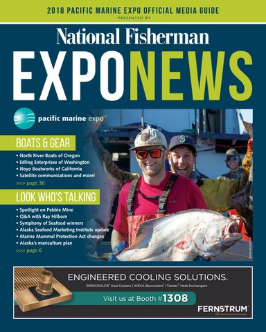 a114830733fea 2018 Pacific Marine Expo - Expo News by National Fisherman - issuu