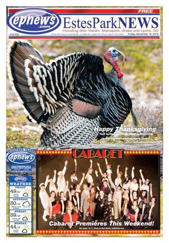 Estes Park News November 16 2018 By Estes Park News Inc Issuu