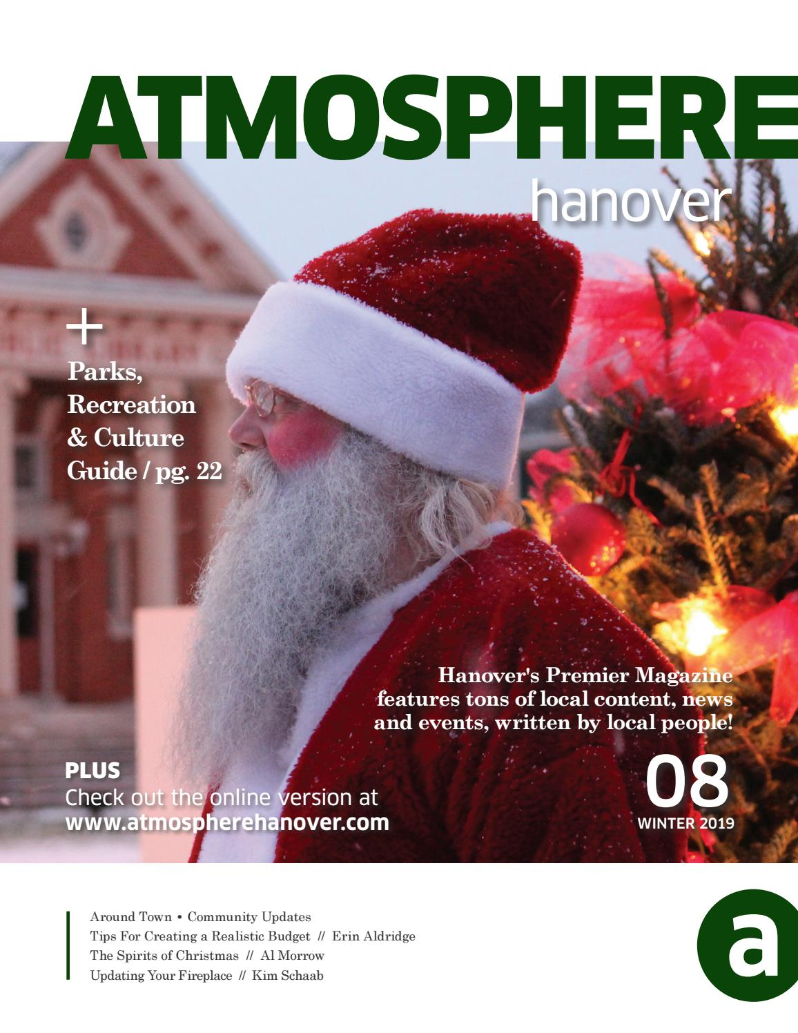 2019 Winter Atmosphere by Town of Hanover Parks & Recreation
