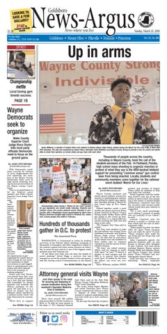 a688015ddfc Goldsboro News-Argus 2018 General Excellence NCPA entry by newsargus ...