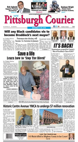 New Pittsburgh Courier - 11 14 18 Edition by Real Times Media - issuu 3944a6114