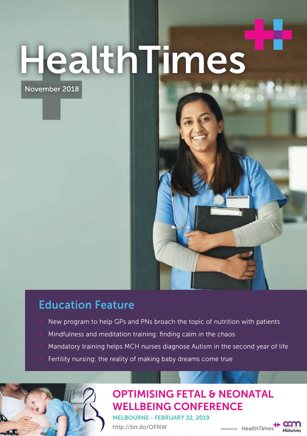 Little Things Matter Exposes Big Threat To Childrens Brains Medaxs >> Health Times November 2018 By Seabreeze Communications Issuu